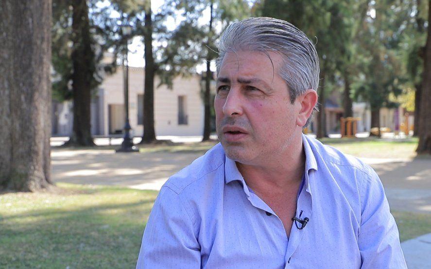 """Javier Martínez: """"A muchos vecinos no les interesa tener el agua que entregamos"""""""