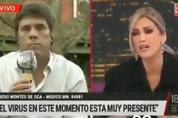 El momento en que Viviana Canosa cuenta sobre los hisopados con metales para que den positivo y encerrar a la población que fue rechazado inclusive desde referentes de Juntos por el Cambio