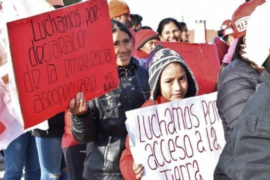 organizaciones campesinas se manifestaron a favor del aumento de retenciones