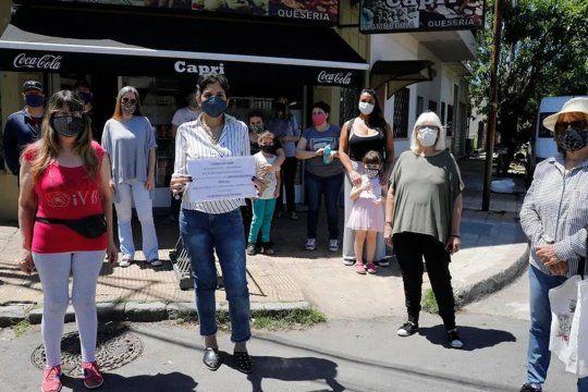 Cuatro delincuentes asaltaron a una familia en Morón tras participar de una marcha