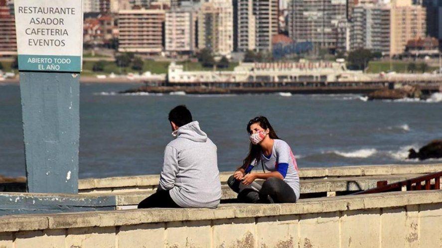 Los principales destinos turísticos aumentaron los contagios