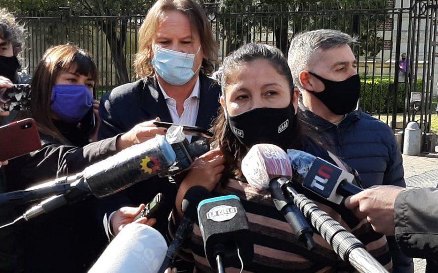 Cristina Castro a Kicillof: Usted tiene un ministro que es un bocón