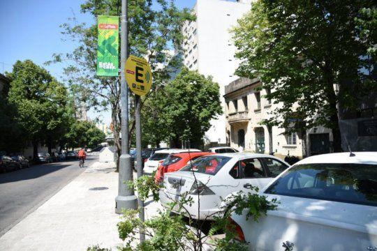 a partir del jueves, el estacionamiento medido funcionara con horario reducido en la plata