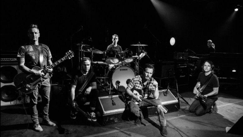 """Pearl Jam estrena su nuevo single a días de presentarse en el """"Lollapalooza Argentina"""""""
