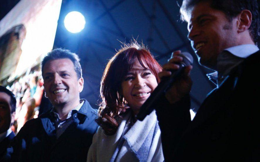 El guiño de CFK para Massa sobre un tema a trabajar en el Congreso