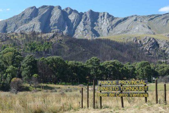 huella verde: ecoturismo en sierra de la ventana, seis mil hectareas de naturaleza para disfrutar todo el ano