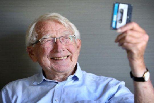 Lou Ottens inventó el cassette en 1984