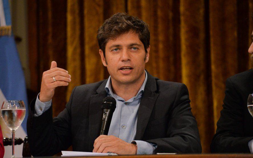 """Kicillof les pedirá a los bonistas un período de gracia de """"magnitud"""""""