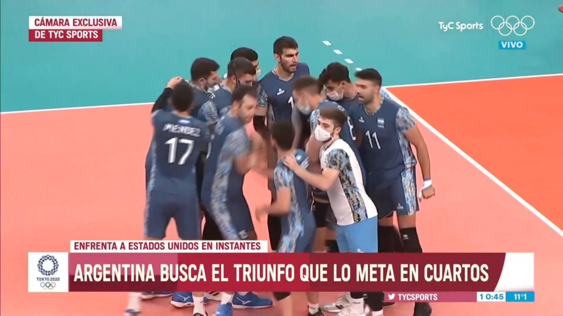 La Selección Argentina de Vóley dio el batacazo en Tokio 2020. En la previa sonaron Los Redondos y una canción vinculada a Maradona