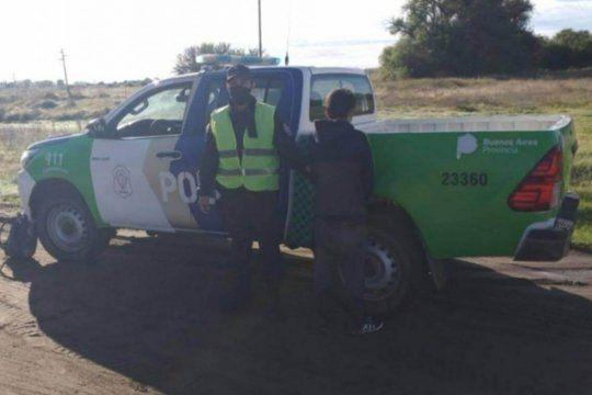 Caso Facundo: el perro Yatel marcó la camioneta en la que Facundo fue detenido