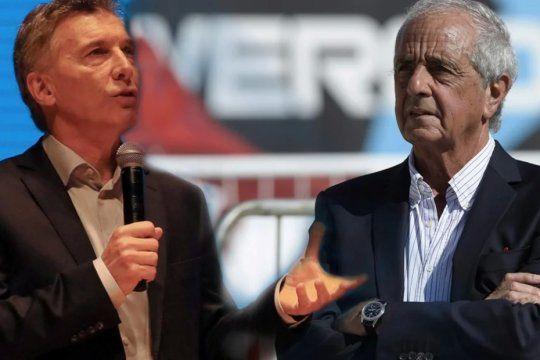 El presidente de River habló de lo que debió padecer con Macri como Presidente de la Nación.