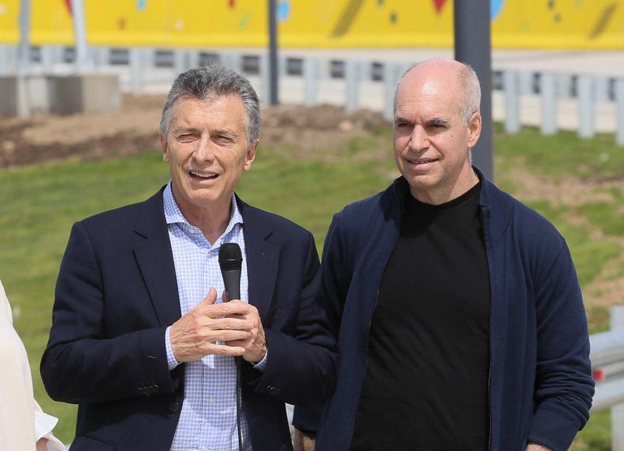 Mauricio Macri y Horacio Rodríguez Larreta hablaron de cara a las elecciones