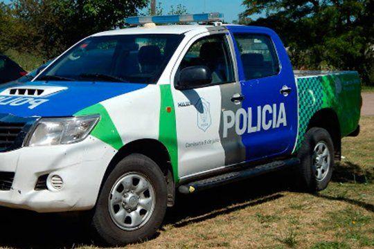 Intervino personal policial de Tres de Febrero
