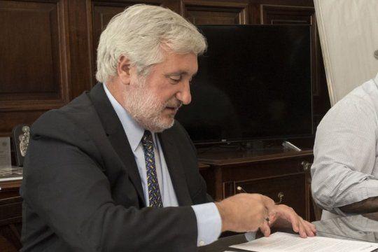 guino a conte grand: la provincia afirma que no hay ?ninguna reforma judicial en carpeta?