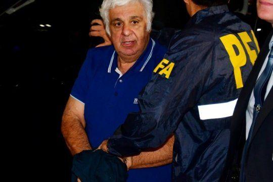 por haberse ido del pais el fiscal dijo que pedira la prision preventiva de alberto samid