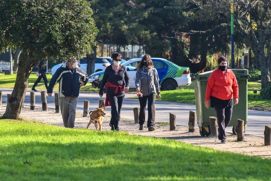 Se espera buen tiempo esta semana en La Plata
