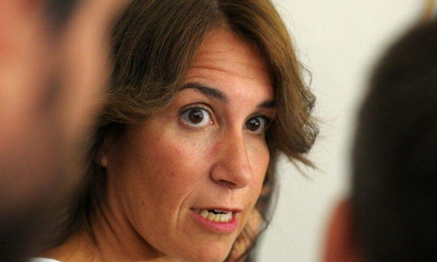 Morena Rosello, la funcionaria que renuncia en el gabinete de Héctor Gay en Bahía Blanca.