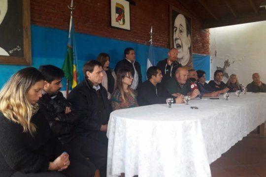 ayacucho: la primera eleccion del intendente y un peronismo con tres candidatos