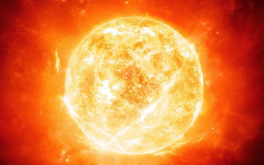 La que faltaba: la NASA registró la mayor erupción de manchas solares en años