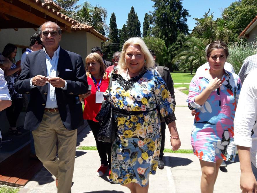 Elisa Carrió, la carta de la CC en estas elecciones
