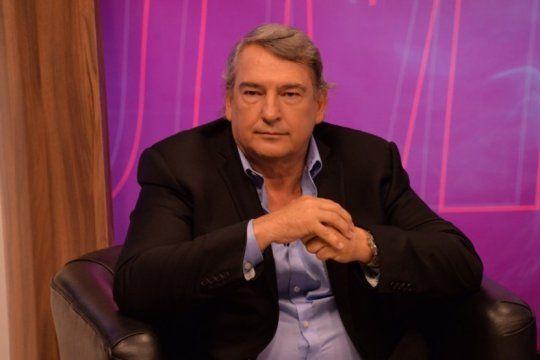 Jorge DOnofrio, presidente de la Comisión de Seguridad de Diputados, a favor de las Taser.