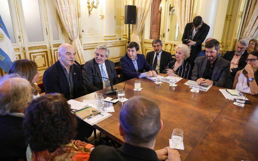 La Mesa contra el Hambre se reúne con el foco en la recuperación pospandemia