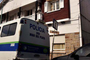 La entradera ocurrió en la calle Millán al 1200 en Mar del Plata