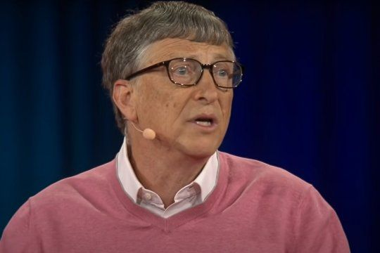Bill Gates pronosticó en qué siete formas cambiará el mundo después del Coronavirus.