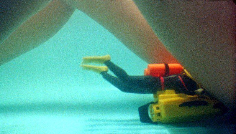 Escena de masturbación de la película