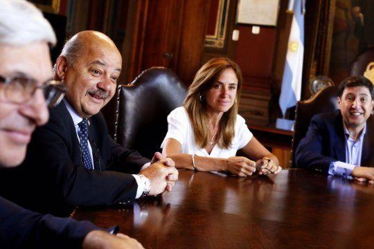 los municipios de la region capital crearan un consejo regional para sumarse al programa argentina contra el hambre