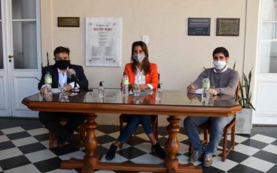 """COVID en Junín: para la oposición, """"el caos se apoderó de la ciudad"""""""