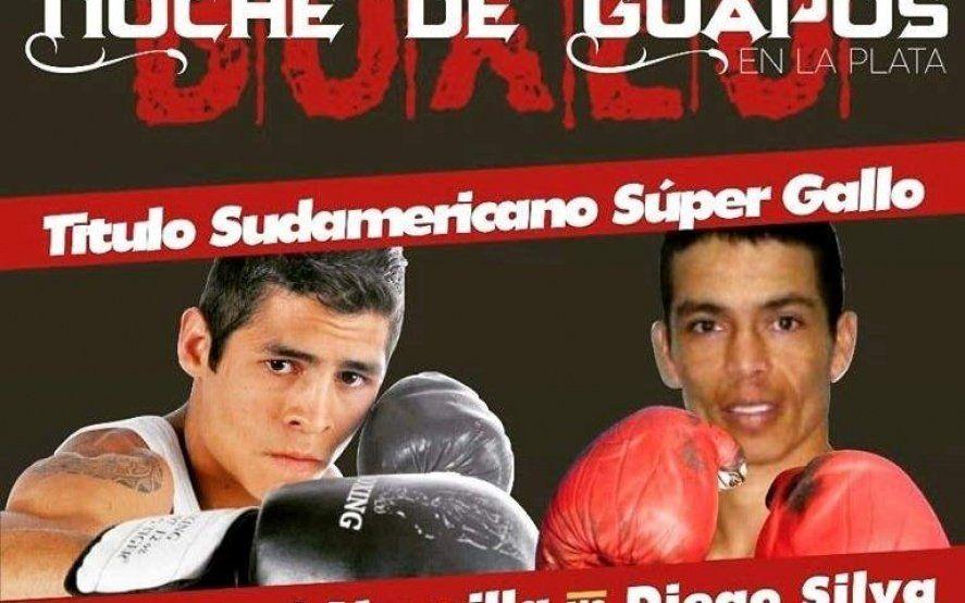 Noche de guapos en Los Hornos que será sede del título sudamericano