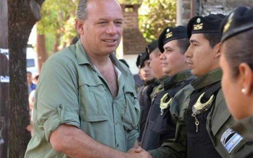 """Berni: """"Rendirse no es opción para un soldado. Al virus le quedan las horas contadas"""""""