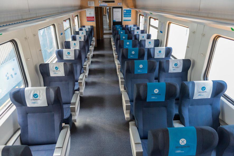 Trenes Argentinos anunció la venta de pasajes de larga distancia