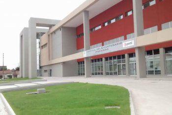 Vidal se comprometió a estudiar la situación del Hospital del Bicentenario en Ituzaingó