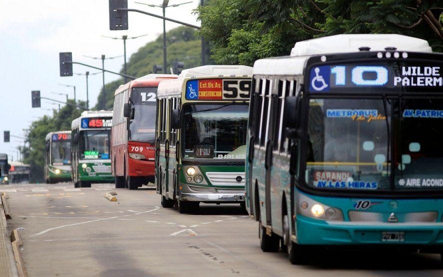 Efectos del traspaso de Nación: Vidal creó una Dirección de Subsidios al Transporte
