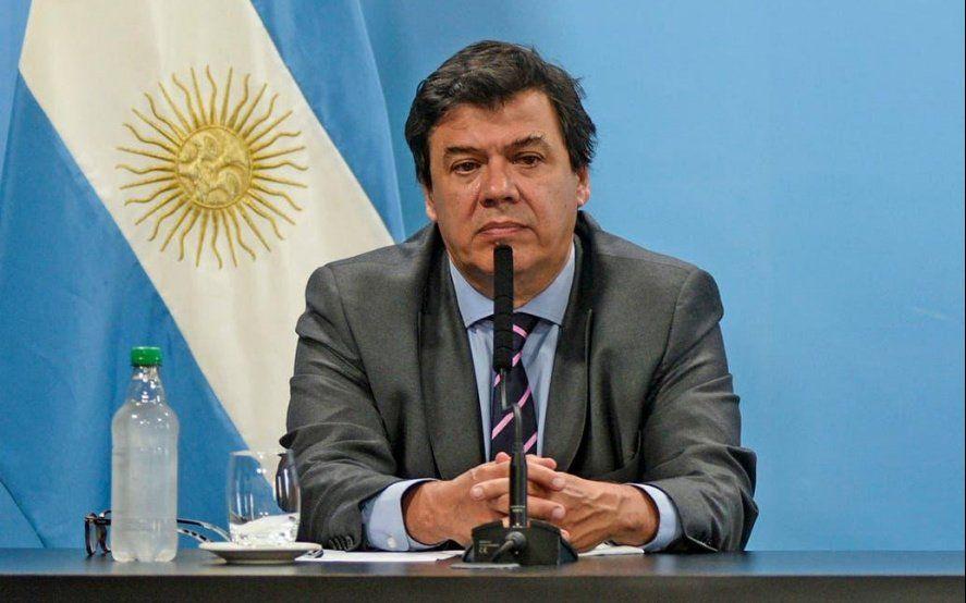 Moroni expone ante Diputados sobre proyectos para regular el teletrabajo durante el aislamiento