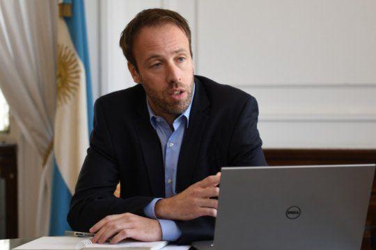 lopez acordo con cambiemos priorizar la deuda con los municipios