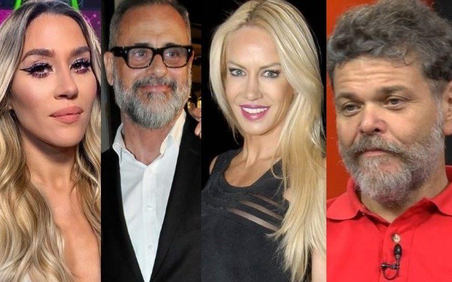 Jimena Barón, Jorge Rial, Luli Salazar, Alfredo Caseroy más famosos opinaron después de las elecciones