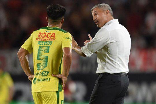 Burbuja sanitaria para la Copa: Defensa ya tiene su predio listo para entrenarse para la Copa Libertadores