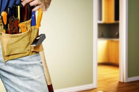 inscripcion abierta: dictan un curso para hacer arreglos del hogar y construir viviendas en la plata