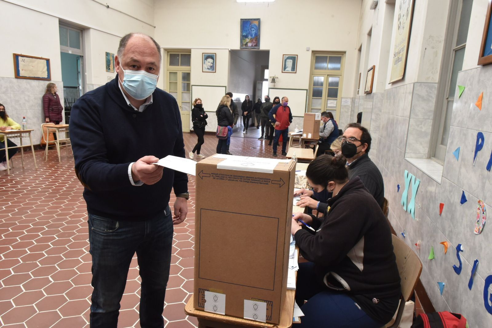 Bahía Blanca: ganó Juntos en las elecciones al Concejo