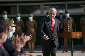 El presidente de Chile, Sebastián Piñera, aprobó el uso de las vacunas rusas
