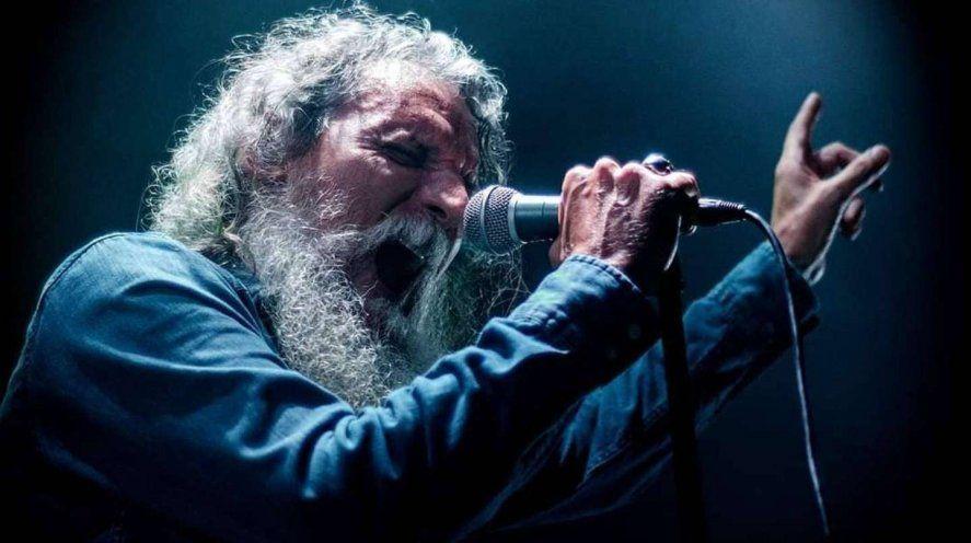 Falleció Pato Larralde. Sobrino del folclorista José Larralde y líder de Los Antiguos y Sauron.