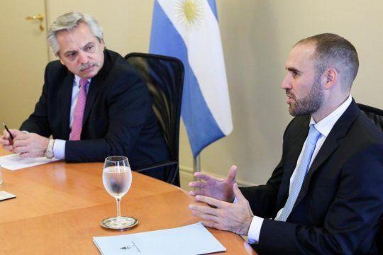 Martín Guzmán confirmó la suspensión del IFE.