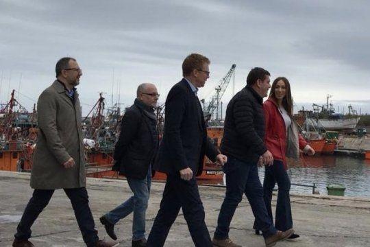 los anuncios de maria eugenia vidal no calmaron los animos en el sector pesquero de mar del plata