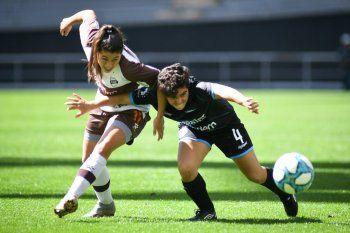 El fútbol femenino de Villa San Carlos no pudo con Platense (Crédito: Prensa Platense).