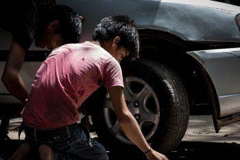 trabajo infantil: el gobierno presenta un programa para su erradicacion