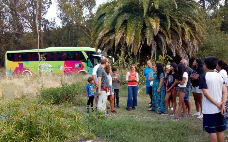 #VeranoEnLaProvincia: el Bus Turístico Itinerante recorrerá Tres Arroyos y Necochea