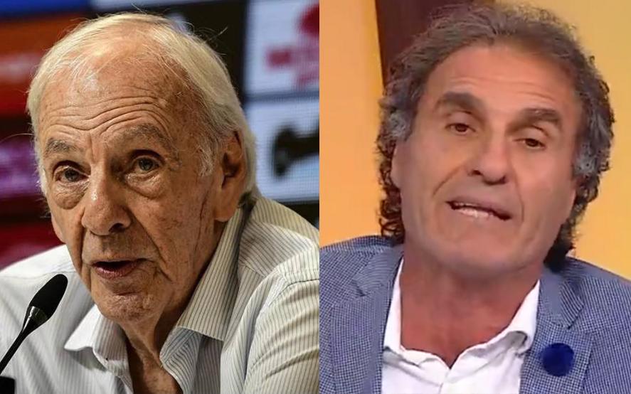 Ruggeri vs Menotti: La pelea menos necesaria a un día del partido de la Selección